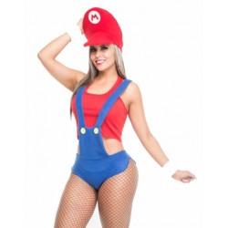 Disfraz de Mario Bros sexy