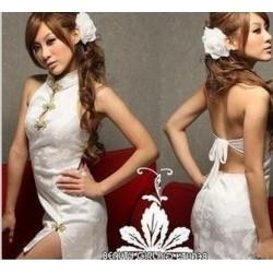 Vestido babydoll japonesa