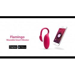 Vibrador remoto Flamingo magic motion tokens app